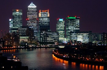 London finance centre