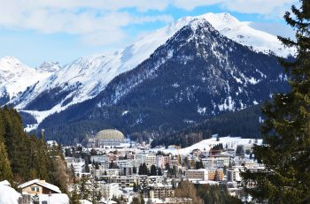 Davos, Trump, tech, World Economic Forum, bitcoin, Shiller