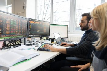 Part of the asset allocation team
