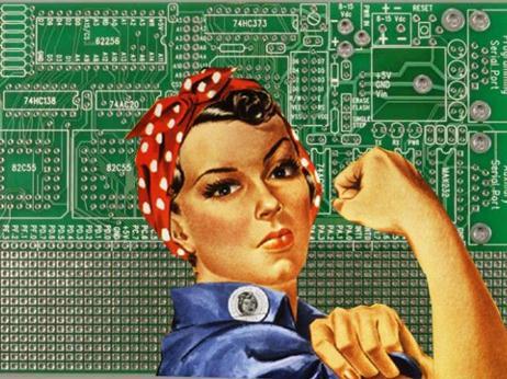 donne mondo tech