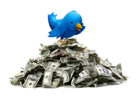 Twitter trasferimento denaro