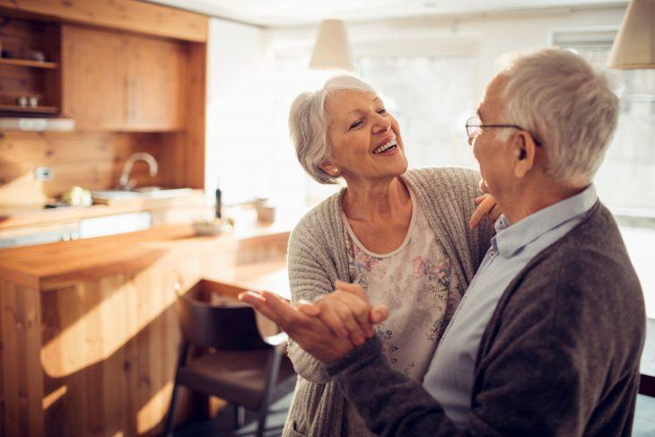 Coppia calcola pensione