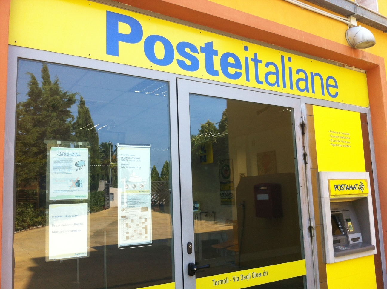 L 39 ipo di poste italiane moneyfarm for Porte italiano