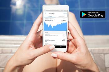 Nuova App Android per la gestione totale degli investimenti in mobilità